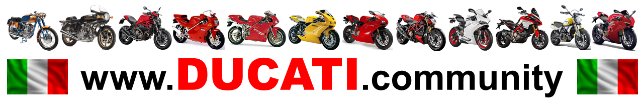 THE Ducati Community Forum